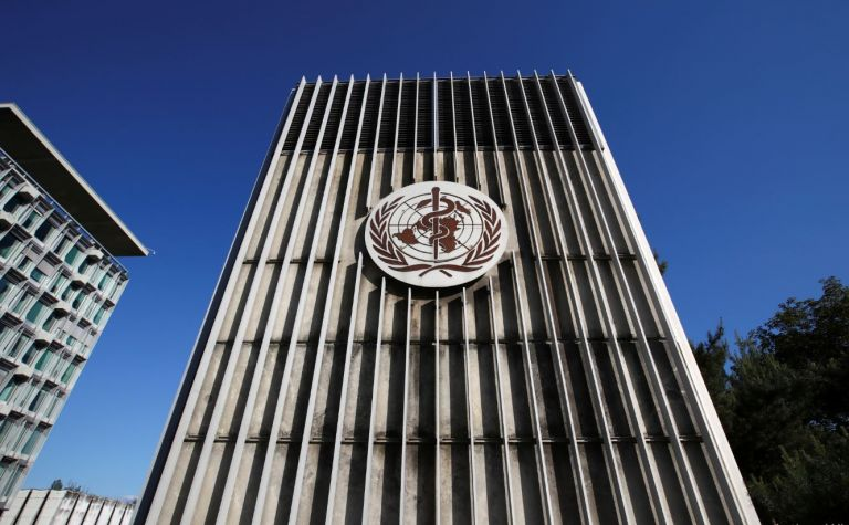 Organización Mundial de la Salud (OMS). Foto: Reuters.