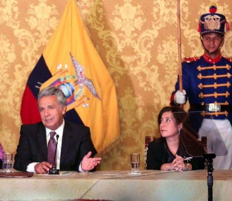 Lenín Moreno reorganizó la institucionalidad de la Presidencia.