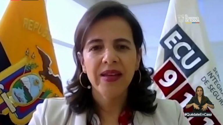 La ministra de Gobierno, María Paula Romo, reconoció que los cambios se dan a partir de un análisis más claro que el utilizado cuando se armó el primer semáforo.