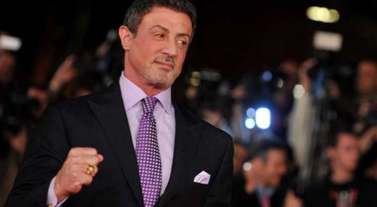 Sylvester Stallone. Foto: AFP.