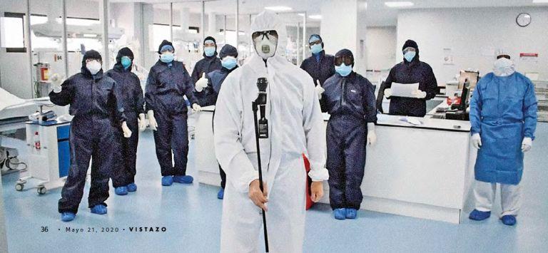 ÁREA CRÍTICA. Conforme transcurren los días, la zona de cuidados intensivos recibe más pacientes infectados por coronavirus. Este es un reporte desde el corazón del lugar.