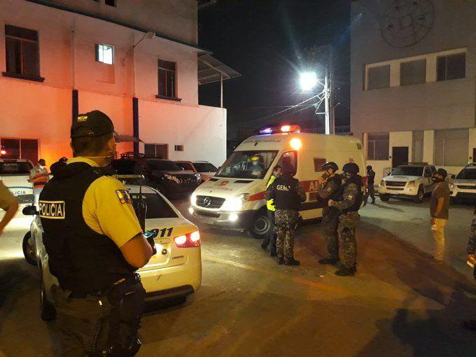 Daniel Salcedo llegó a Guayaquil tras ser deportado de Perú