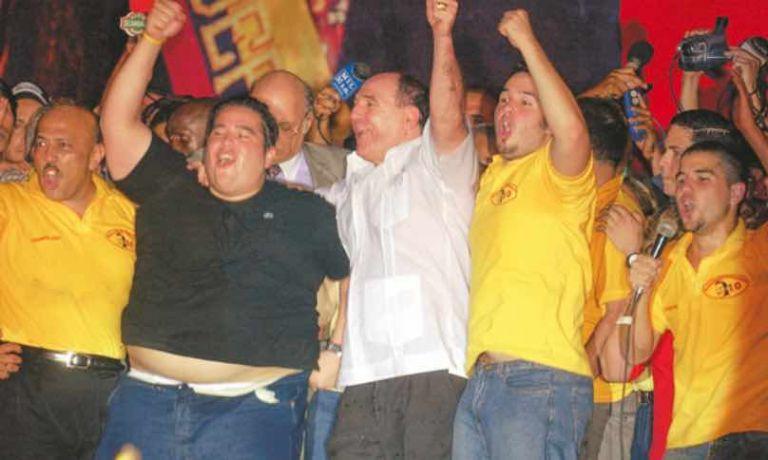 Abdalá Bucaram Ortiz y su familia se han nutrido de la política por más de 40 años.