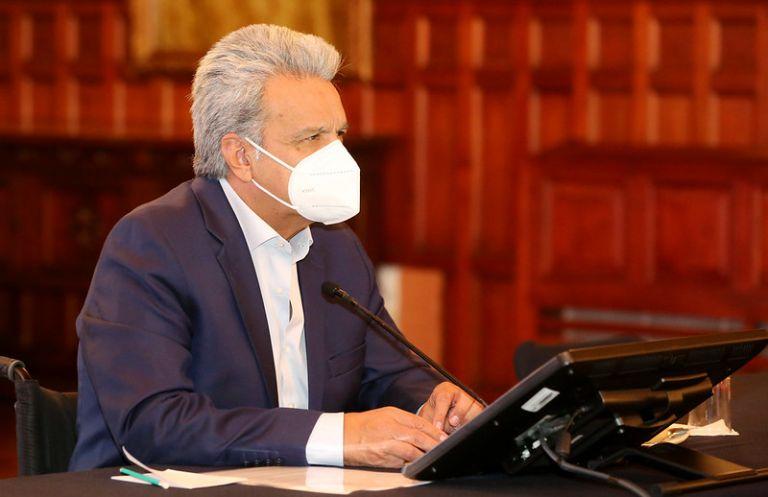 """""""Estos miserables deben pagar por sus actos corruptos"""", dijo Moreno."""