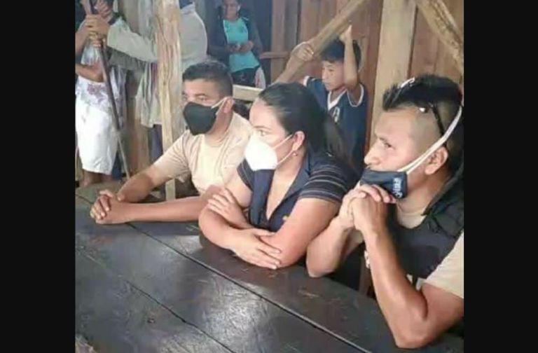 Los autores del secuestro exigen la entrega de un ciudadano fallecido por COVID-19.