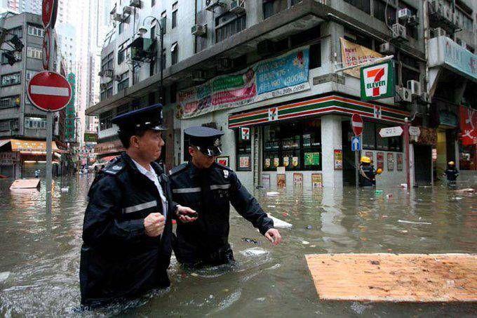 """Autoridades consideran que la situación es """"grave"""" en términos de control de inundaciones. Foto tomada de La Vanguardia"""