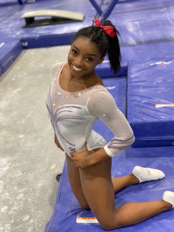 Simone Biles fue víctima de abuso sexual por parte de un médico de USA Gymnastics. Foto: @Simone_Biles.