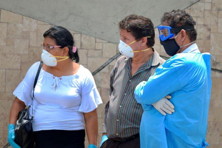 Guayas encabeza la lista de mayor número de casos, con 16.506, lo que equivale al 27,74 % a nivel nacional. Foto: EFE