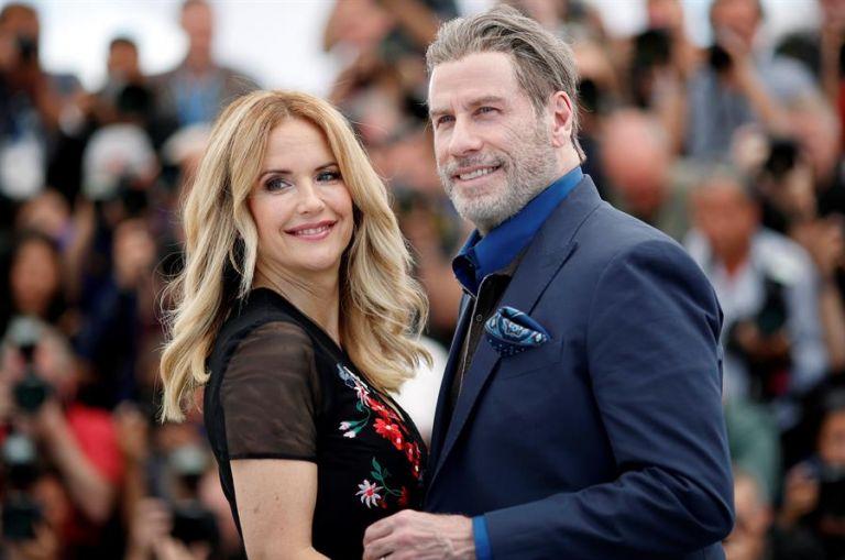 Preston y Travolta tienen dos hijos: Ella, de 20 años, y Benjamin, de 9. Foto: EFE