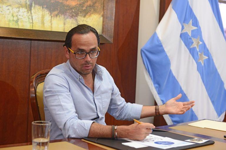 Pedro Pablo Duart llegó a la Gobernación por sugerencia de Sonnenholzner.