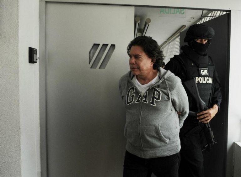Rivera fue sentenciado a una condena de 6 años de prisión por el delito de asociación ilícita. Foto archivo