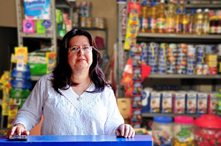 En el país, funcionan alrededor de 130 mil tienda de barrio