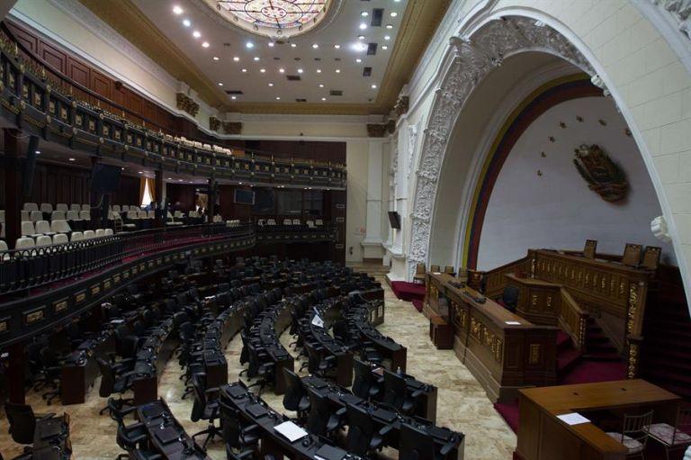 El próximo 6 de diciembre se realizarán las votaciones para la Asamblea Nacional. Foto: EFE
