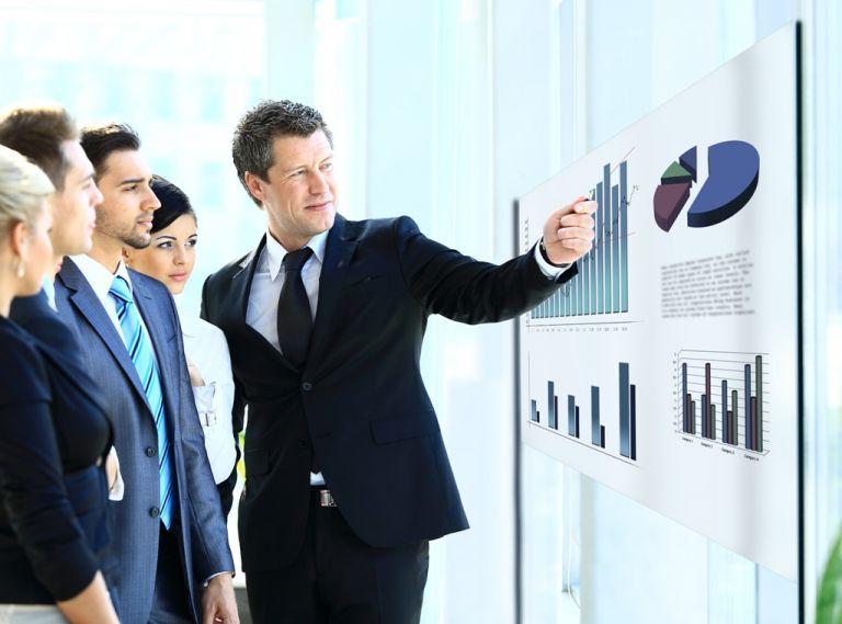 Según el 84 por ciento de los encuestados, las ventas en sus empresas cayeron.