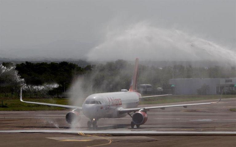 Avianca Holdings genera más de 21.000 empleos directos e indirectos en América Latina, de los cuales más de 14.000 están en Colombia. Foto: EFE