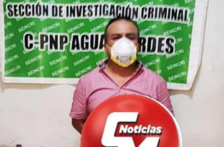 El hombre, identificado como Víctor Eduardo Gálvez Gálvez, habría sido investigado antes en Ecuador y España.