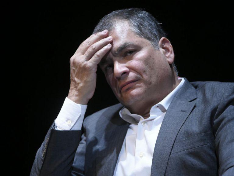 Este lunes 7 de septiembre se ratificó la sentencia de 8 años de prisión contra el expresidente Rafael Correa.