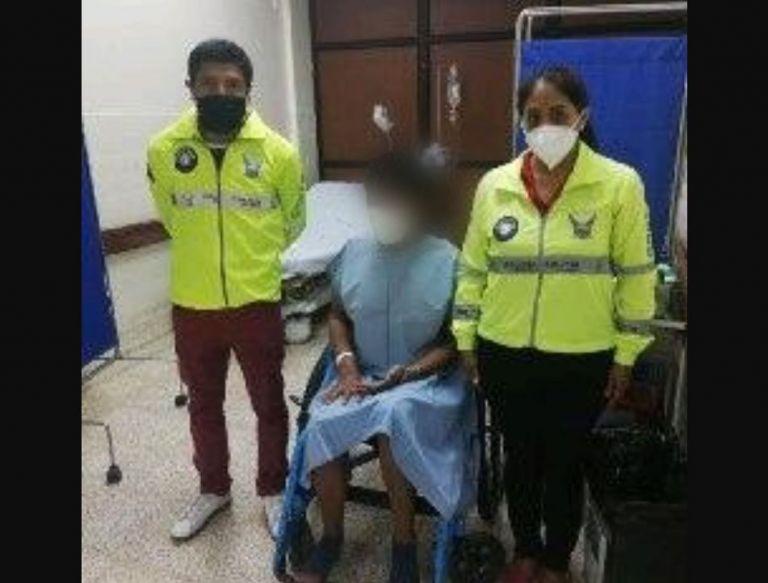 El joven, que fue encontrado tras dos días de búsqueda, desapareció mientras iba en bicicleta por el sector La Florida, norte de Guayaquil.