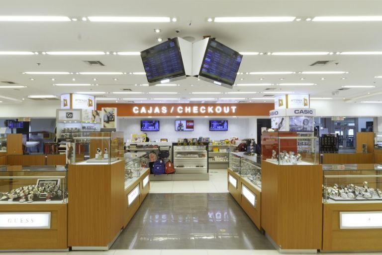 Desde la aplicación de Rappi el viajero puede comprar en el botón Aeropuerto Internacional Mariscal Sucre en cualquiera de los comercios habilitados