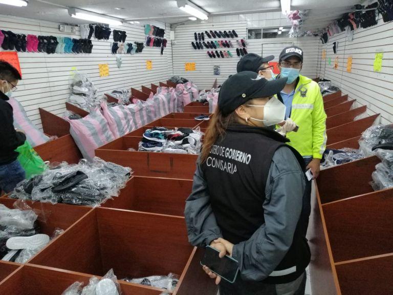 La Unidad de Investigación de Delitos Aduaneros y Tributarios de la Policía (UDAT) decomisó 18 millones de productos ingresados ilegalmente al país. En el mismo período de 2019, la cifra llegaba a los 4,2 millones.
