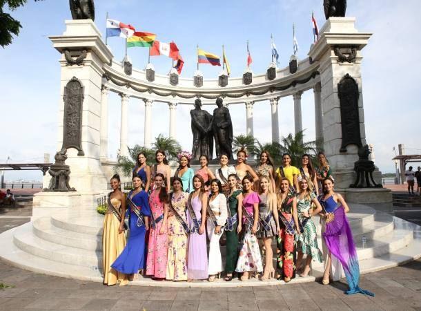 El concurso de belleza Miss Ecuador 2020 estaba programado para efectuarse en Manta, principal puerto de Manabí. Sin embargo, el COE Nacional no dio la autorización para presenciar el evento.