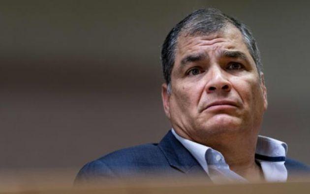 En el caso de Correa y otros condenados como autores o coautores del delito, se impone un pago de 778.224,017 a cada uno.