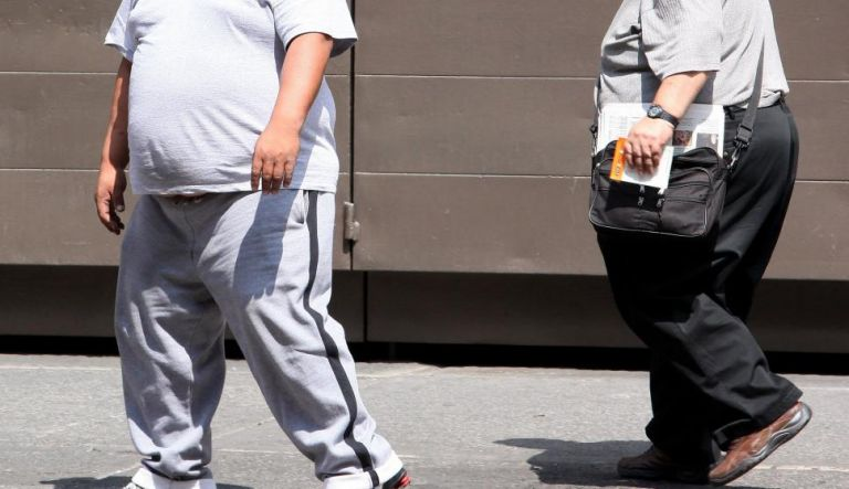 El estudio ha detectado que las personas, en general, con obesidad mórbida tienen el doble de riesgo de ser hospitalizadas por Covid-19 e incluso de tener que ser ingresadas en UCI o fallecer. Foto: El País