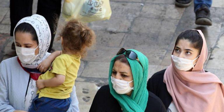 Según el Ministerio de Salud de Irán,  en las últimas 24 horas registraron  3.565 contagiados. Foto: EFE