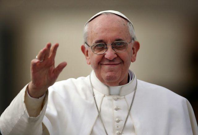 El papa Francisco, 83 años. Foto: EFE