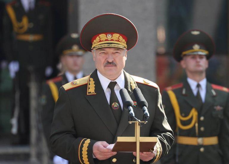 Macron dice que Lukashenko