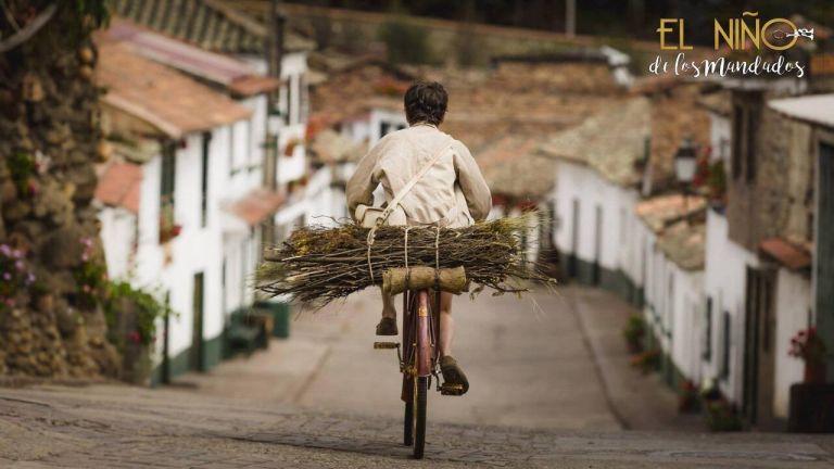 """La colombiana """"El niño de los mandados"""" ha sido galardonada como la mejor película de ficción de la sexta edición del Festival Internacional de Cine de Guayaquil."""