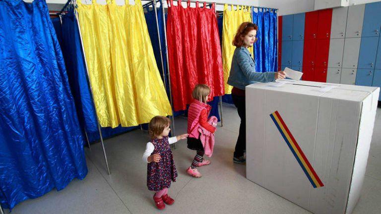 Elecciones en Rumanía. Foto referencial: EFE