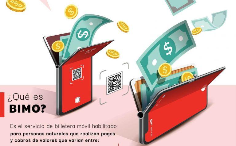 Las transacciones de pago es el producto más utilizado del sistema.