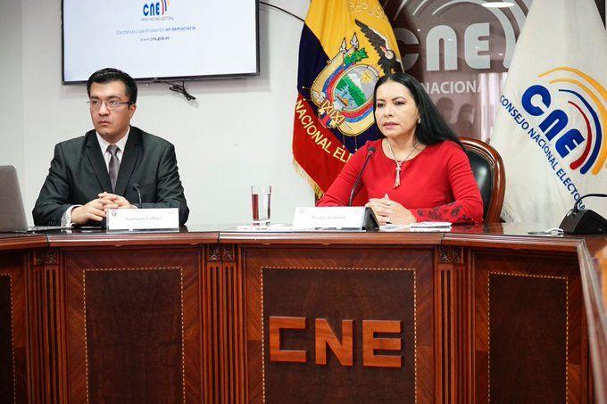 Atamaint informó que el número preliminar de solicitudes de inscripción de candidaturas  presentadas ante el CNE asciende a 584 listas, correspondientes a todas las dignidades que se elegirán en los comicios de 2021.