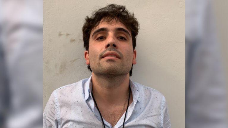 """Hace un año, el Cártel de Sinaloa sitió el municipio hasta lograr que las autoridades liberaran a Ovidio Guzmán, hijo de Joaquín """"el Chapo"""" Guzmán, tras un precipitado operativo de captura."""