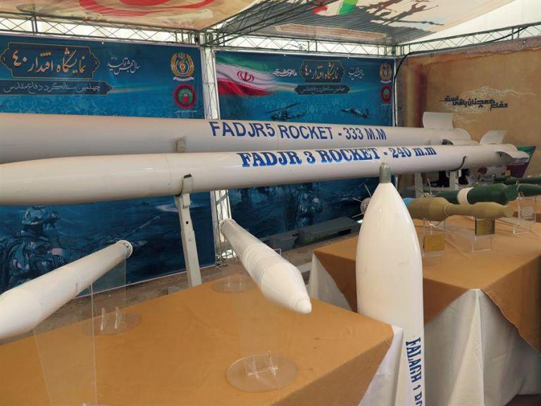 Irán podrá comprar y vender armas a partir de este domingo gracias al fin del embargo internacional. Foto: EFE.