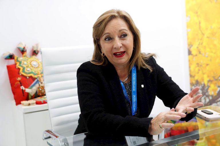 La ministra de Turismo, Rosi Padro, aspira alcanzar al menos el 20% del total anual proyectado en movimientos turísticos para sostener al sector. Por ahora los esfuerzos se centran a promover el turismo interno.