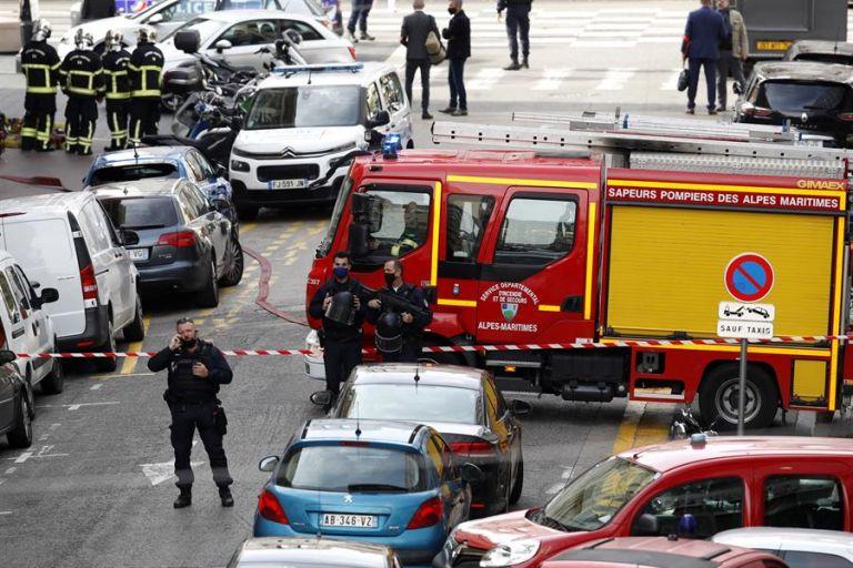 El ataque de hoy es el tercero de este tipo que sufre Francia en poco más de un mes. Foto: EFE