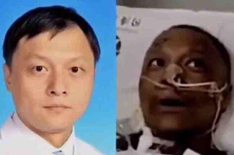 El doctor Yi Fan .
