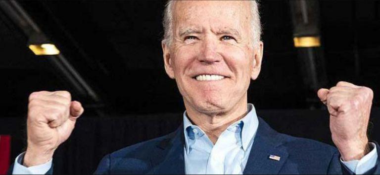 Biden, el candidato presidencial que más votos ha ganado en la historia de EE.UU. Foto: EFE