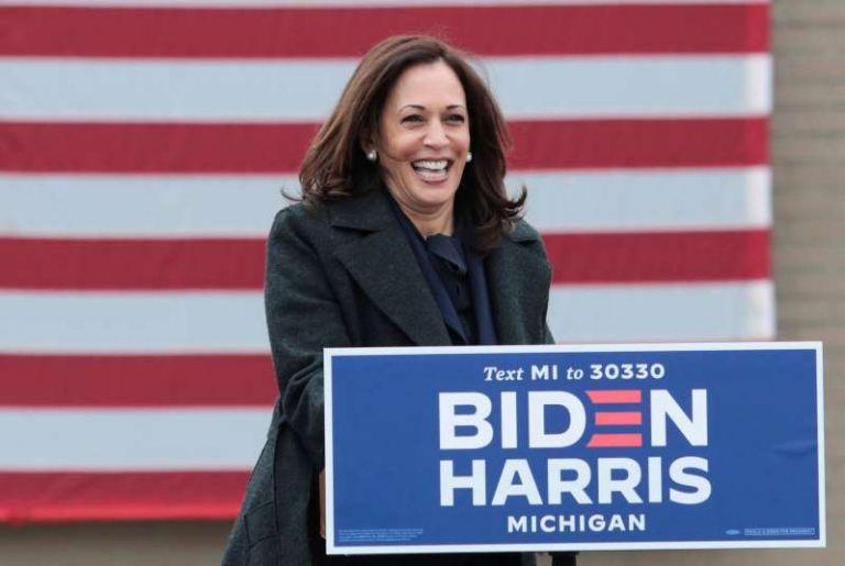 Harris será la mujer que ha ocupado un cargo político de mayor rango en la historia de EE.UU.