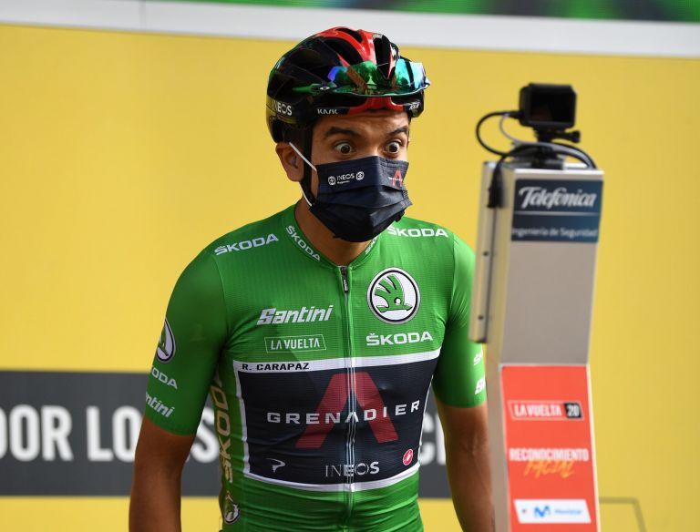 El carchense Richard Carapaz, por disposición de su equipo Ineos, no defendió este año el título del Giro de Italia, en la que participó su compañero de equipo y compatriota Jonathan Narváez, que se adjudicó la etapa 12.