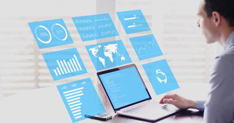 El análisis de datos ayuda a descubrir patrones de consumo y otros resultados que permiten a las empresas tomar decisiones comerciales.