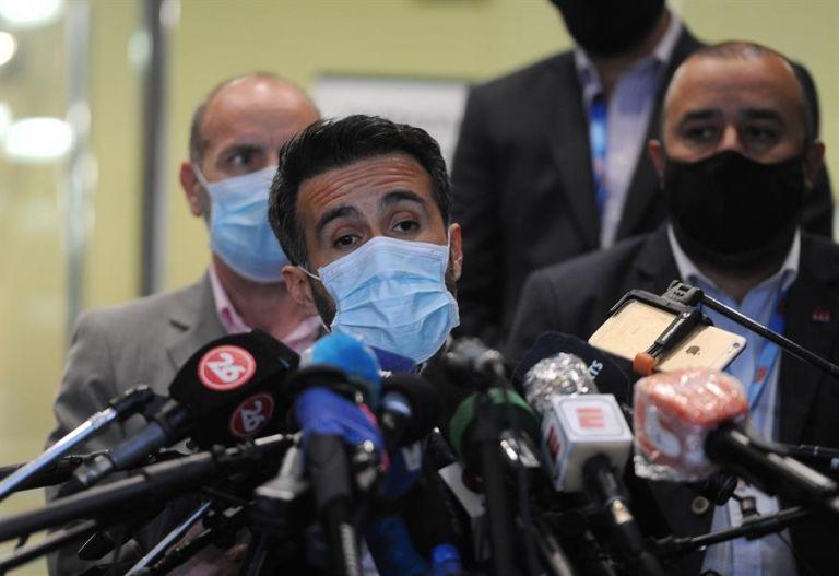 Leopoldo Luque, médico del exfutbolista argentino Diego Maradona. Foto:EFE