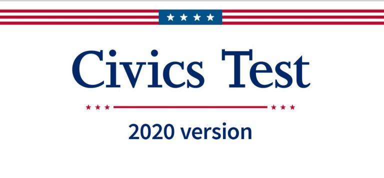 Debe responder al menos 12 preguntas (o el 60%) correctamente para aprobar la versión 2020 del test.