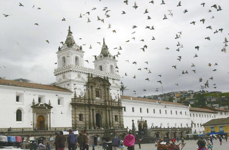 Quito es uno de los destinos que se promociona en la guía 'Lo que quieres es Ecuador'. Foto: Vistazo.