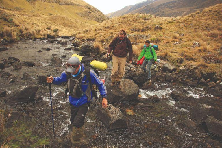 Los turistas nacionales están teniendo una preferencia por actividades en exteriores. Foto: Cortesía.