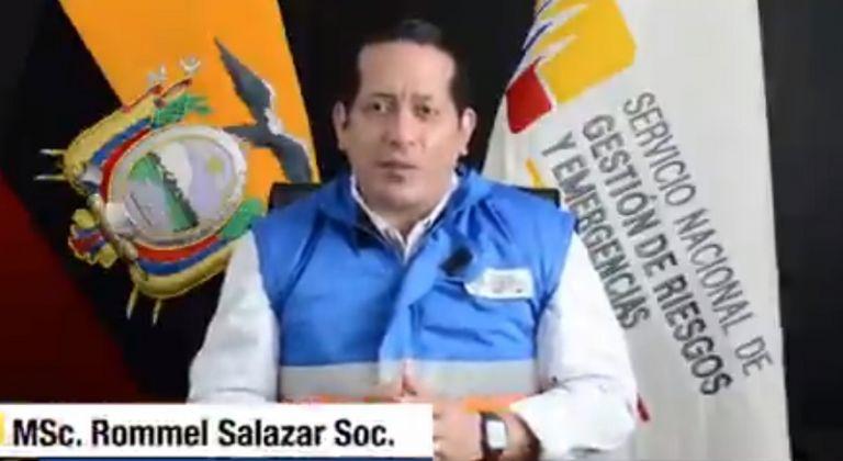 """Salazar indicó que """"se tiene noticias de que en otros países vecinos ya lo han reportado""""."""