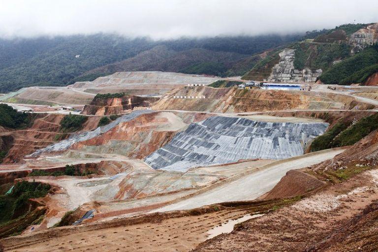 Los minerales representaron el 4,40% de las exportaciones totales del país.