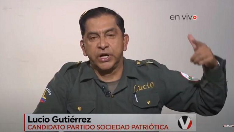 """Según Gutiérrez, """"los que están primero en las encuestas nunca han ganado la Presidencia de la República""""."""